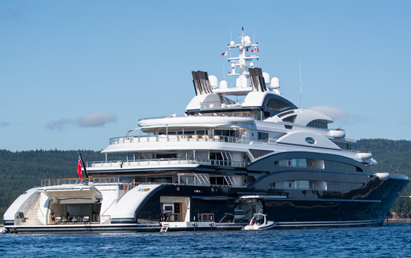 World's most expensive yachts for charter | Luxury Travel