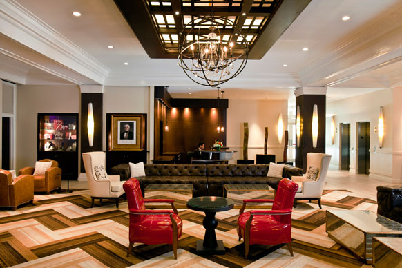 Hilton s hip curio brand is growing fast luxury travel for Hotel luxury houston