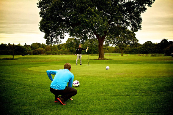FootGolf at Styal Golf Club, UK