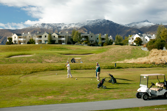 Millbrook Resort, Queenstown