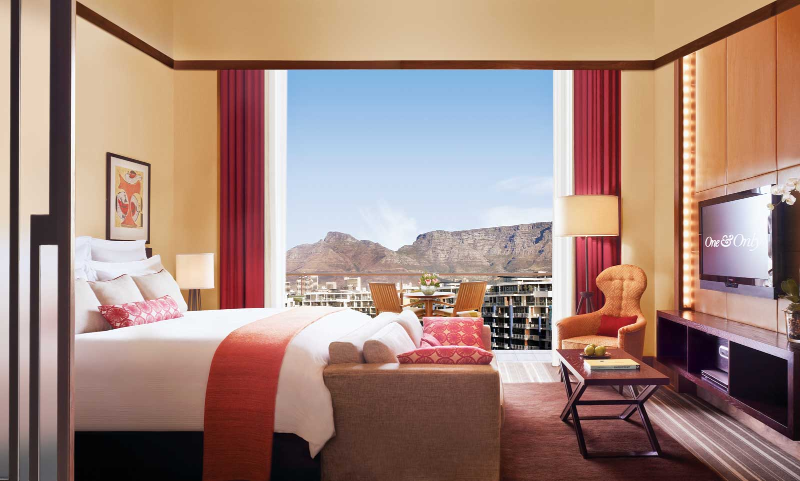 One&Only Cape Town suite