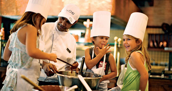 Mauritius cooking class