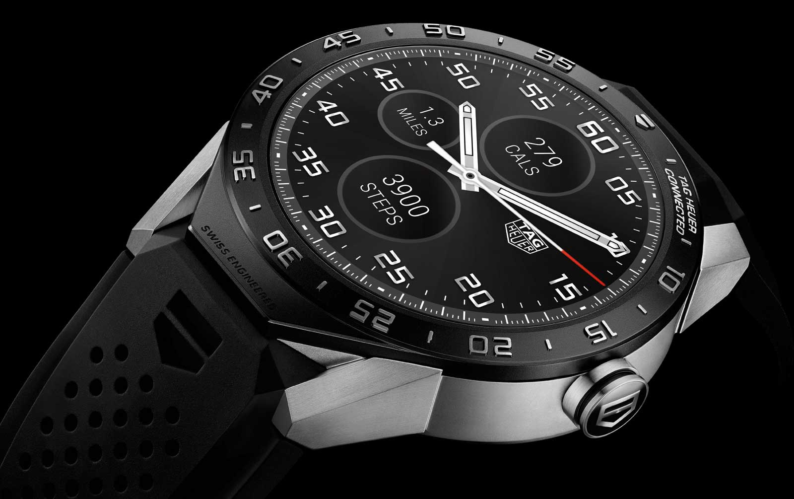 Tag Heuer Android Wear Carrera Connected