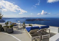 Santorini's boutique cave hotel is ready to re-open