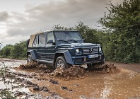We review the new Mercedes‑Maybach G 650 Landaulet in South Africa