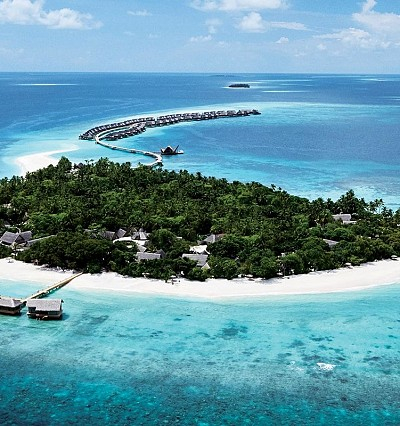 What makes JOALI Maldives one of the most incredible resorts in the Indian Ocean