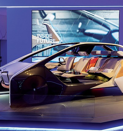 Car tech: 5 things we learned from CES in Las Vegas