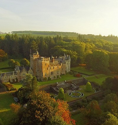 HOTEL INTEL: A Scottish castle fit for a king