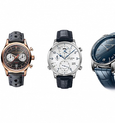5 fashionable watches for February 2019