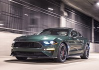 The Ford Mustang Bullitt gets a 2018 reboot