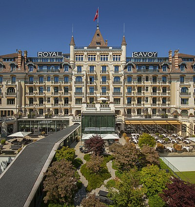 Heritage & hospitality: The Royal Savoy Lausanne has a storied history
