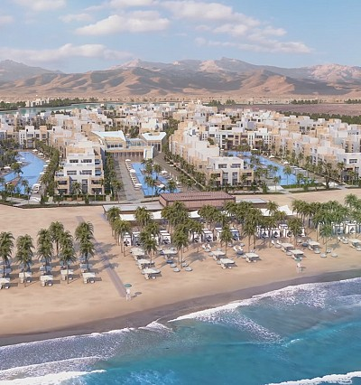 Campbell Gray offers Egypt escape at El Gouna