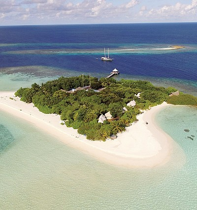 Maldives movers and shakers