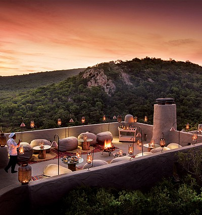 These two new African lodges go above and beyond