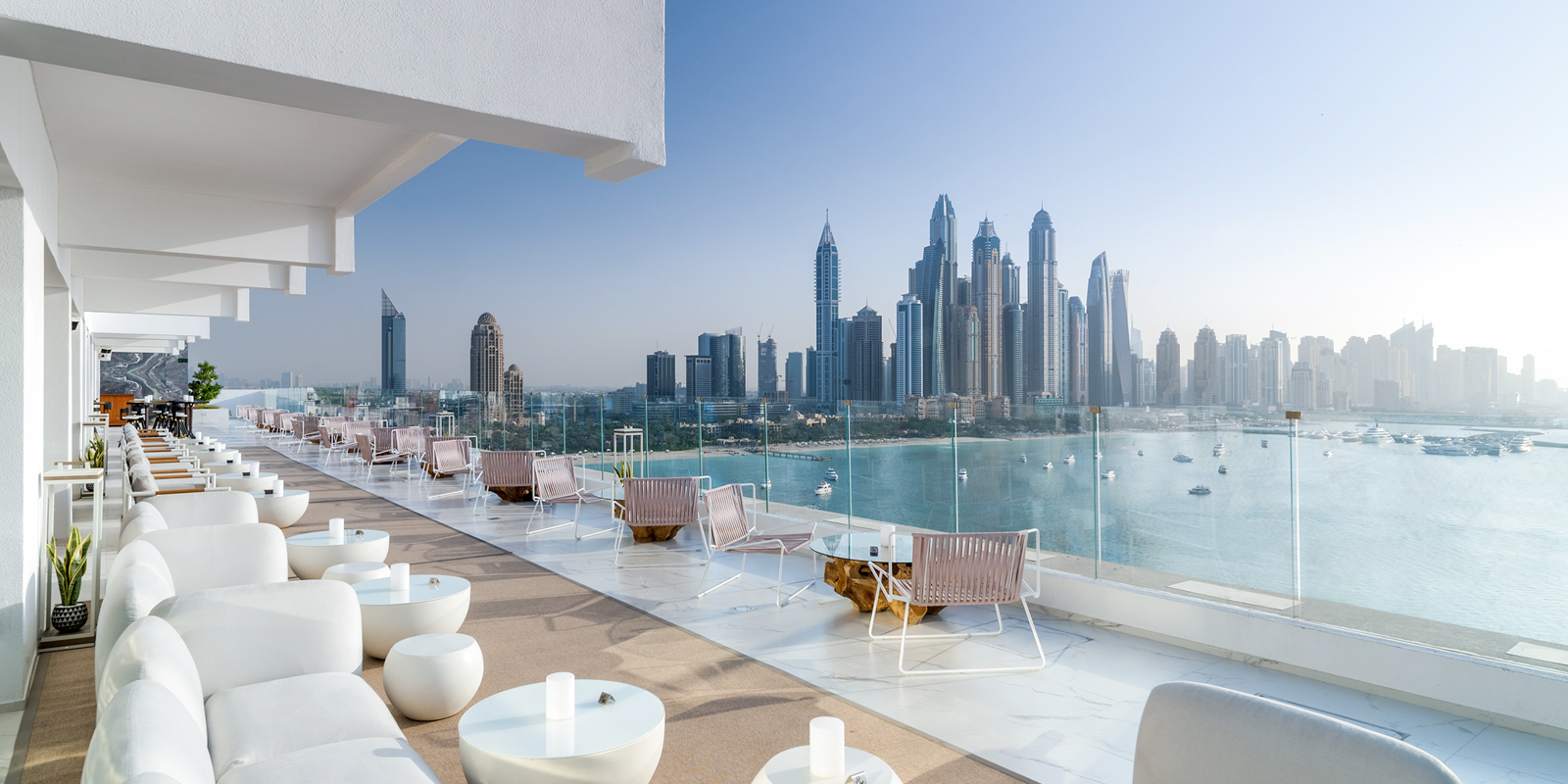 Give Me Five Experiencing Five Palm Jumeirah In Dubai Luxury Travel Magazine