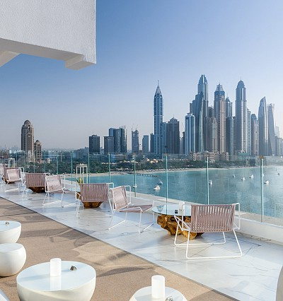 GIVE ME FIVE: Experiencing FIVE Palm Jumeirah in Dubai