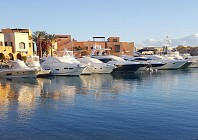 Campbell Gray eyes new El Gouna escape