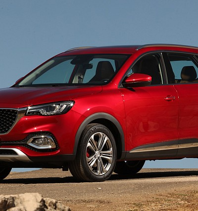 MOTORING NEWS: MG puts the 'sport' back into SUV with Middle East arrival