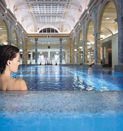 Journey to wellness: 7 luxury spa destinations for 2017
