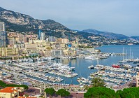 Race to the Monaco Grand Prix on a driving tour