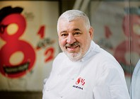 Celebrating a lift of flavour with chef Umberto Bombana