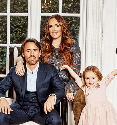 Mum on a Mission: An exclusive interview with Tamara Ecclestone