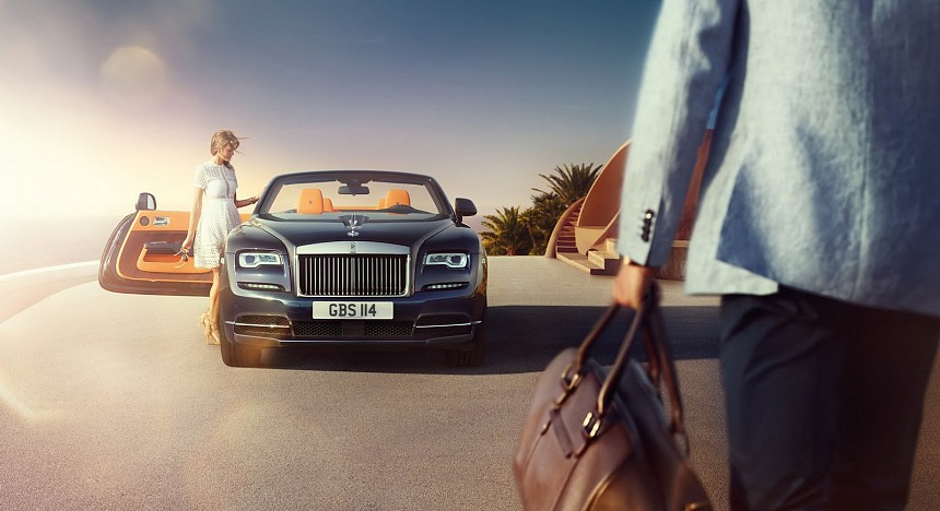 Rolls Royce CEO interview