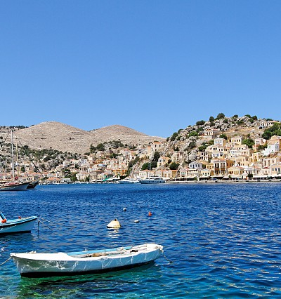 "Greece's ""Green Island"" gets even greener"