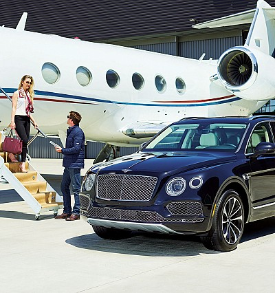 This new app makes Bentley on demand