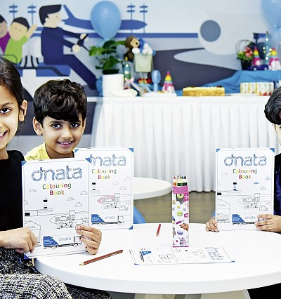 LUXE KIDS: Flight mode activated with dnata's new child-friendly lounge at DXB