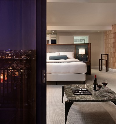 HOTEL INTEL: Experience the future of sleep in Beverly Hills