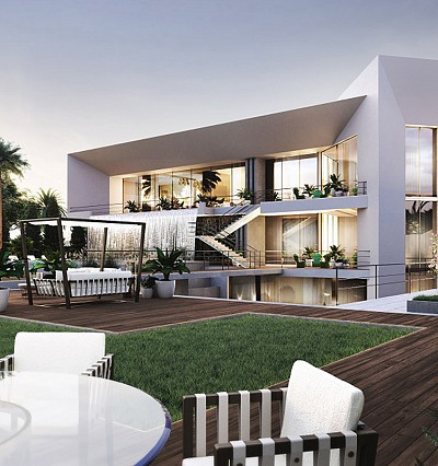 VILLAS: Fancy buying your very own Versace home?