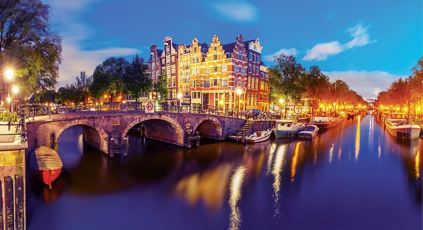 luxury travel Amsterdam