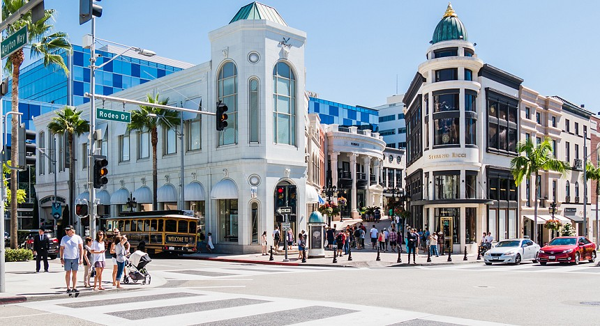 Hollywood, Beverly Wilshire, Four Seasons Hotel, Los Angeles, USA, City, Sony pictures, Hardrock Cafe, City, Movies, Cinema, Walk of Fame