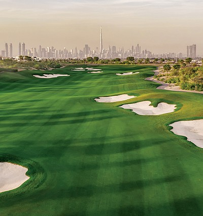 King of the hill: New golf club debuts in Dubai