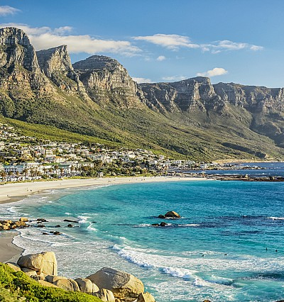 Cape Town in 24 Hours – with CNN's James Williams