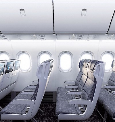 Boeing teases new 777 experience