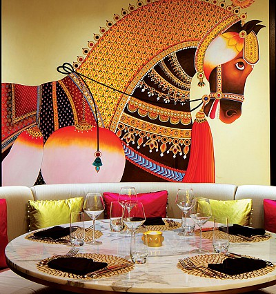 An Indian odyssey: Bombay Brasserie at Taj Dubai