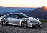 The new Porsche 911: more powerful, faster, with a new design