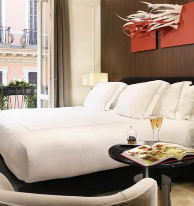 Dolce vita: the sweetest  of stays in Rome