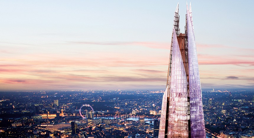 The Shard, London, United Kingdom, Hotel, Rooms