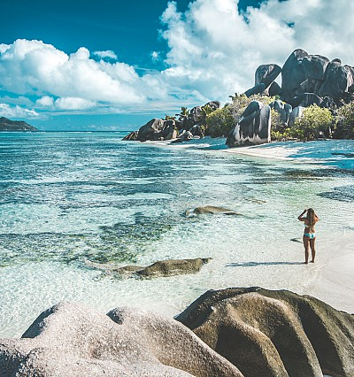 Hilton gives us two reasons to visit the Seychelles this summer