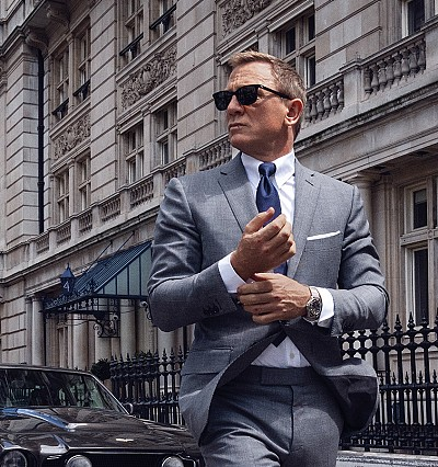 WATCHES: Omega's 007 Legacy Mission