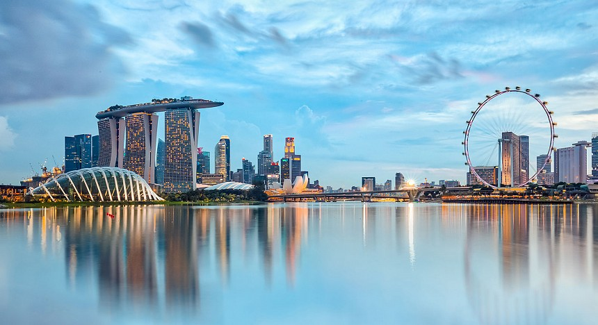 A Singapore fling: a guide to the Lion City for gourmet travellers