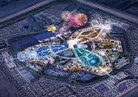 The fascinating numbers behind EXPO 2020 Dubai
