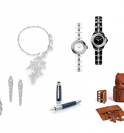 7 luxury accessories for November's escapes