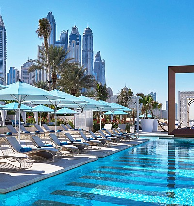 Float into beach season at DRIFT Beach Dubai