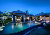 Luxury in Bali: the suite at Banyan Tree Ungasan