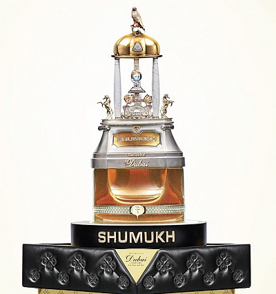 SHUMUKH: The world's most expensive fragrance