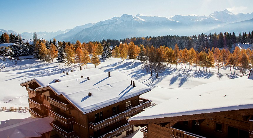 Guarda Golf Hotel & Residences, Crans-Montana, Switzerland